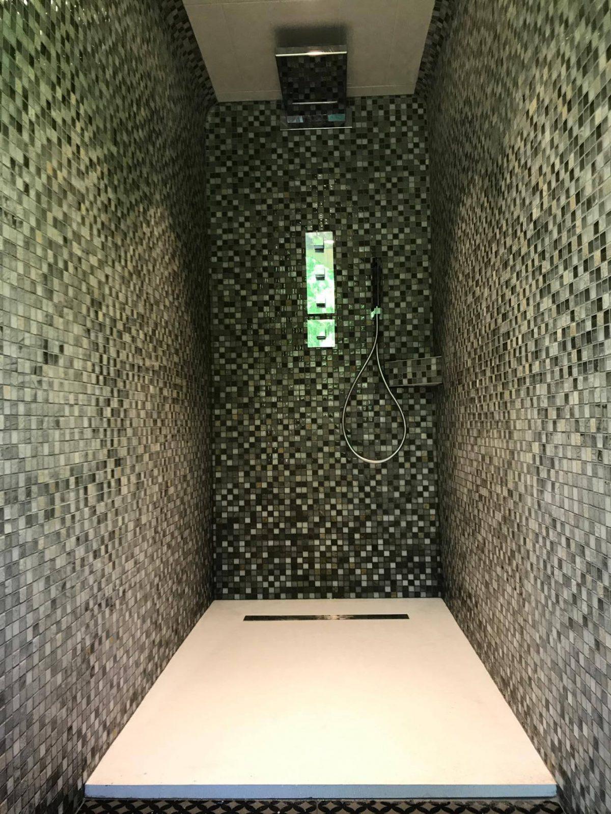 Vers une salle de bain design
